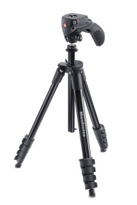Treppiede Manfrotto MKCOMPACTACN-RD Kit